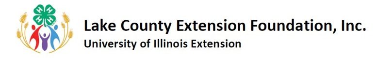 Lake County Extension Foundation Foundation-